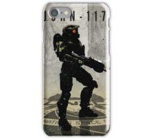 Heroes of Gaming - John 117 iPhone Case/Skin