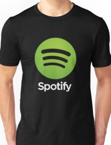 spotify play everywhere Unisex T-Shirt