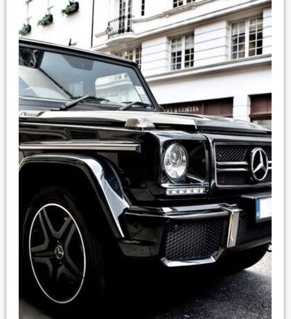 Mercedes G-Class Sticker