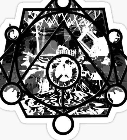 Gear Crux Sticker