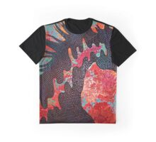 Melting Stallion Graphic T-Shirt