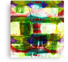 tower block 1d Canvas Print