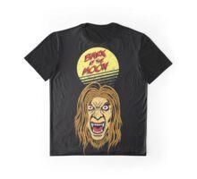 Bark at the Moon Graphic T-Shirt