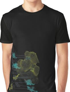 """Courage"" Watercolor Arrow Artwork Graphic T-Shirt"