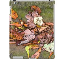 Fall in Swing iPad Case/Skin