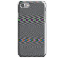 Sawtooth Chirp from 440Hz to 1320Hz iPhone Case/Skin