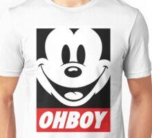 OhBoy Unisex T-Shirt
