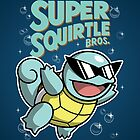 Super Squirle Bros. by moysche