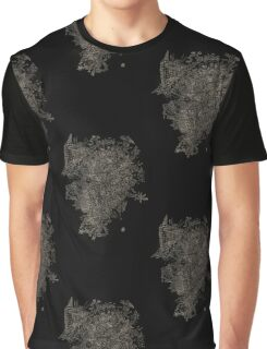 The Outside World (night) Graphic T-Shirt
