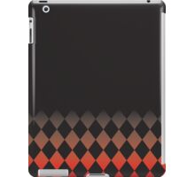 Harley Red Diamonds iPad Case/Skin