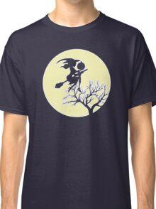 HALLOWEEN - MOONLIGHT WITCH Classic T-Shirt
