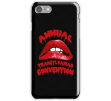 Annual Transylvanian Convention 2 iPhone Case/Skin