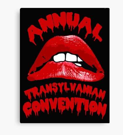 Annual Transylvanian Convention 2 Canvas Print