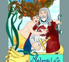 Melusine by redqueenself