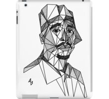 2Pac Tribute iPad Case/Skin