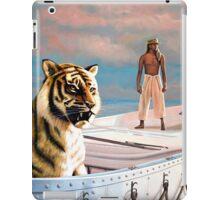 Life Of Pi Painting iPad Case/Skin