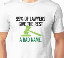 99 Of Lawyers 1 (dd)++ Unisex T-Shirt