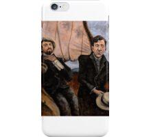 Sailing Passengers iPhone Case/Skin