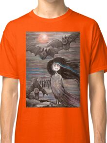 Vamp girl Classic T-Shirt