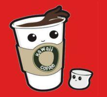 Kawaii Coffee Kids Clothes