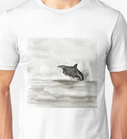 Inky Orca Unisex T-Shirt