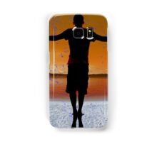 beach boy Samsung Galaxy Case/Skin