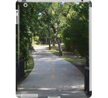 Bridge and Road iPad Case/Skin