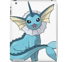 Pokemon - Vaporeon iPad Case/Skin