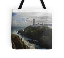 Morning at the Lighthouse Tote Bag