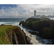 Morning at the Lighthouse Photographic Print