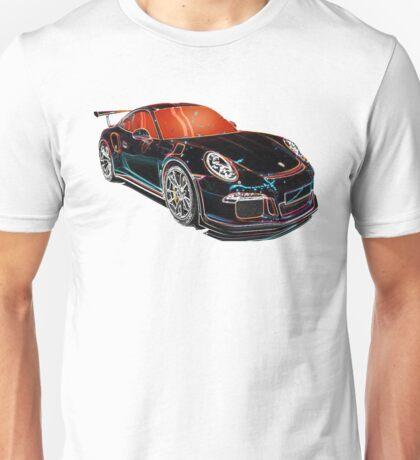 SUPERCAR PORSCHE Unisex T-Shirt
