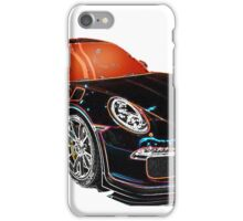 SUPERCAR PORSCHE iPhone Case/Skin