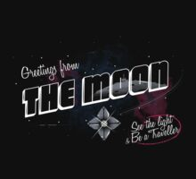 Greetings from the Moon Kids Clothes