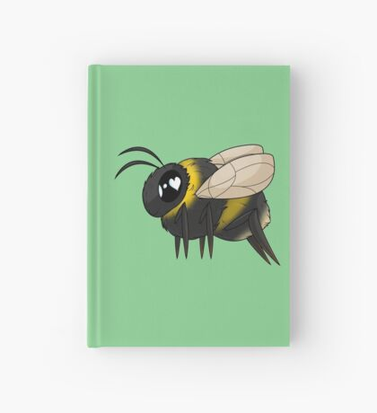 Bumble Bee Hardcover Journal