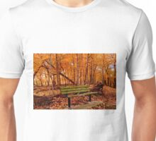 Seat To Autumn Unisex T-Shirt