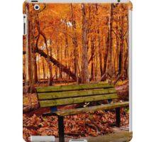 Seat To Autumn iPad Case/Skin