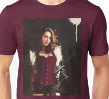 BADASS WOMEN - Alison Brie  Unisex T-Shirt