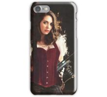 BADASS WOMEN - Alison Brie  iPhone Case/Skin