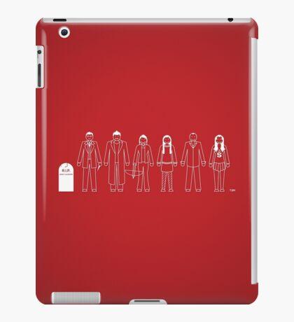 A Family of Scoobies iPad Case/Skin