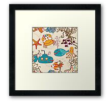 See The Sea  Framed Print