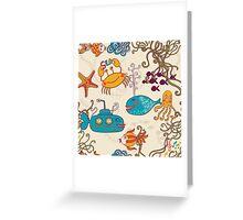 See The Sea  Greeting Card