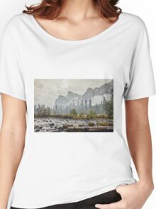 Rivers and Roads Women's Relaxed Fit T-Shirt