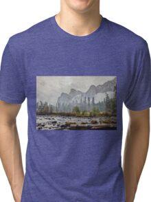 Rivers and Roads Tri-blend T-Shirt