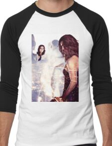 Dollhouse - Eliza Dushku Men's Baseball ¾ T-Shirt