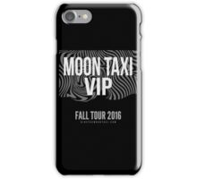 MOON TAXI FALL TOUR 2016 iPhone Case/Skin