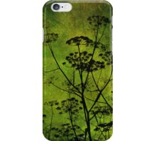 seedheads iPhone Case/Skin