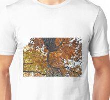 Up The Autumn Oaks Unisex T-Shirt