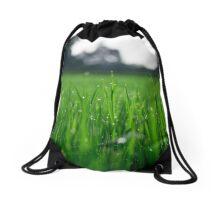 Wet Morning Drawstring Bag