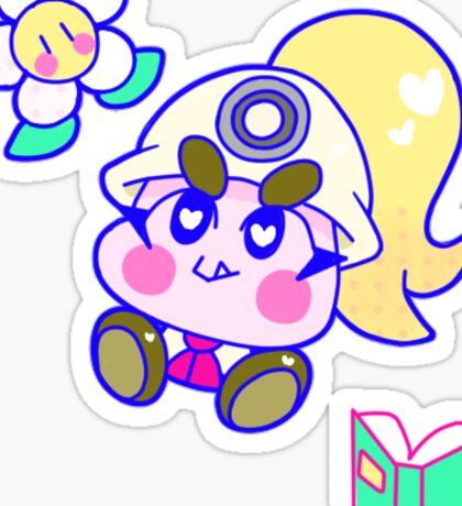 ♡ one cute goomba ♡ Sticker