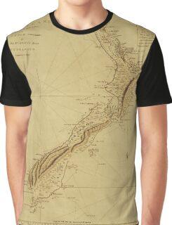 New Zealand 1770 Graphic T-Shirt